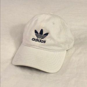 Adidas white cap